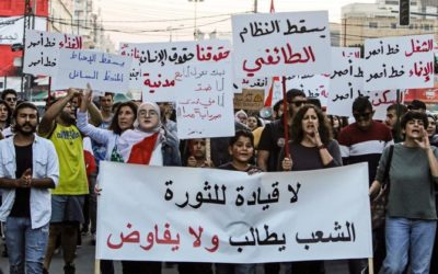 How Can Current Struggles in Lebanon & Iran Come Together in a Revolutionary Socialist Direction? Statement from Alliance of MENA Socialists