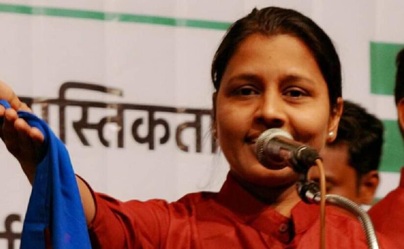 Int'l Women's Day: Women Political Prisoners Arrested by the Indian State