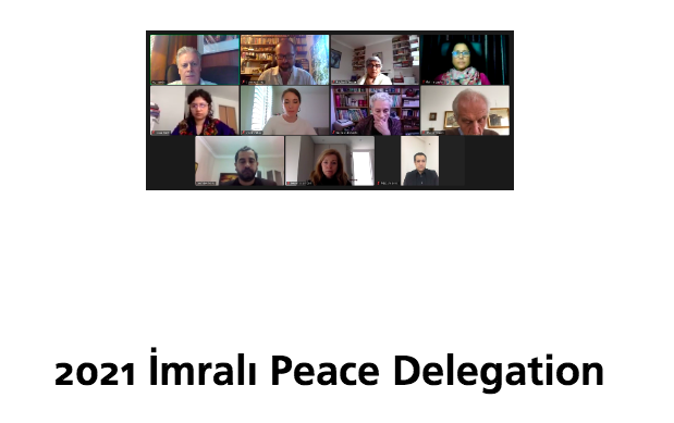 İmralı Peace Delegation 2021 Report