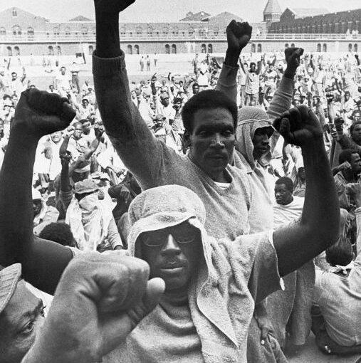 Prison Resistance Highlights: North America