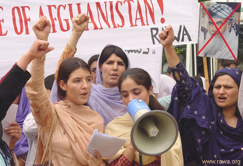 RAWA (Revolutionary Association of the Women of Afghanistan) Responds to the Taliban Takeover
